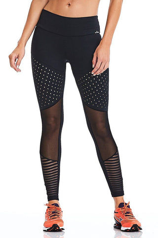 Leggings ROCK SURF - Chocolat