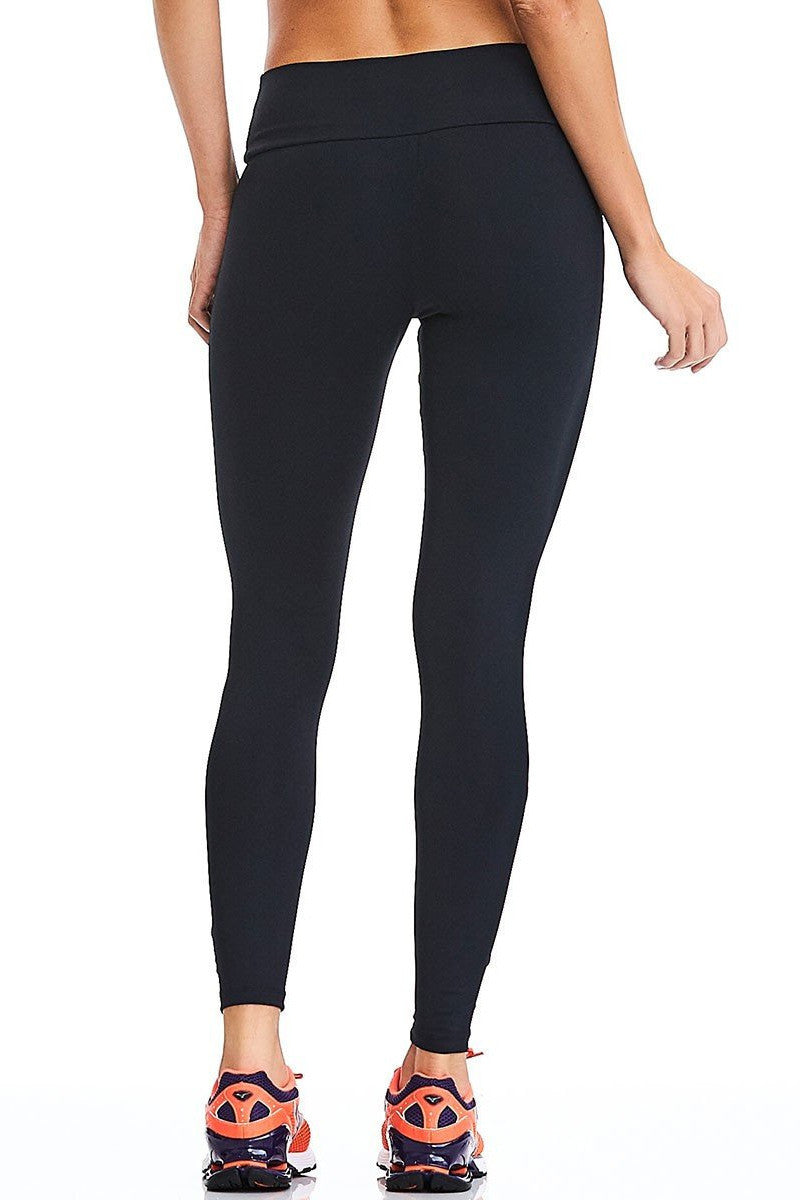Leggings NZ PREMIUM - Black
