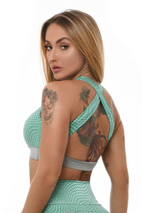 Bra Top GALAXY - Mint