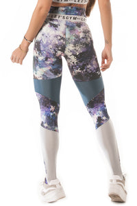 Leggings LUMINÊ INTENSE - Blue