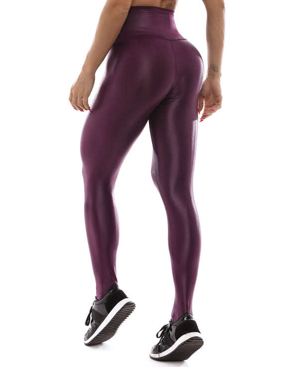 Leggings ESSENTIAL CIRRE - EGGPLANT