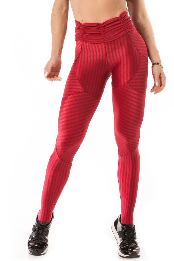 Leggings IKATE NEW - Red