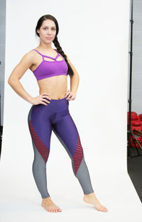 CajuBrasil USA Brazilian Fitness Wear Bra Top WBFF NPC Photoshoot