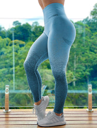 Zero Gravity Leggings - Blue Degradé
