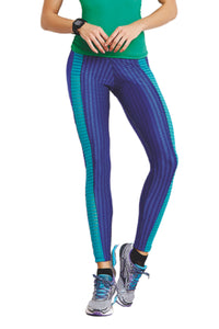 Leggings DANCE - Royal Blue