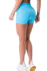 Seamless Shorts PERFECTION - Blue