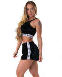 Sweet Plus Shorts - Black