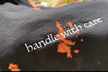 Handle With Care Pullover