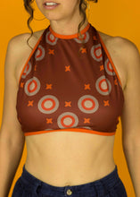 FINAL SALE- Bullseye Festival Crop Top