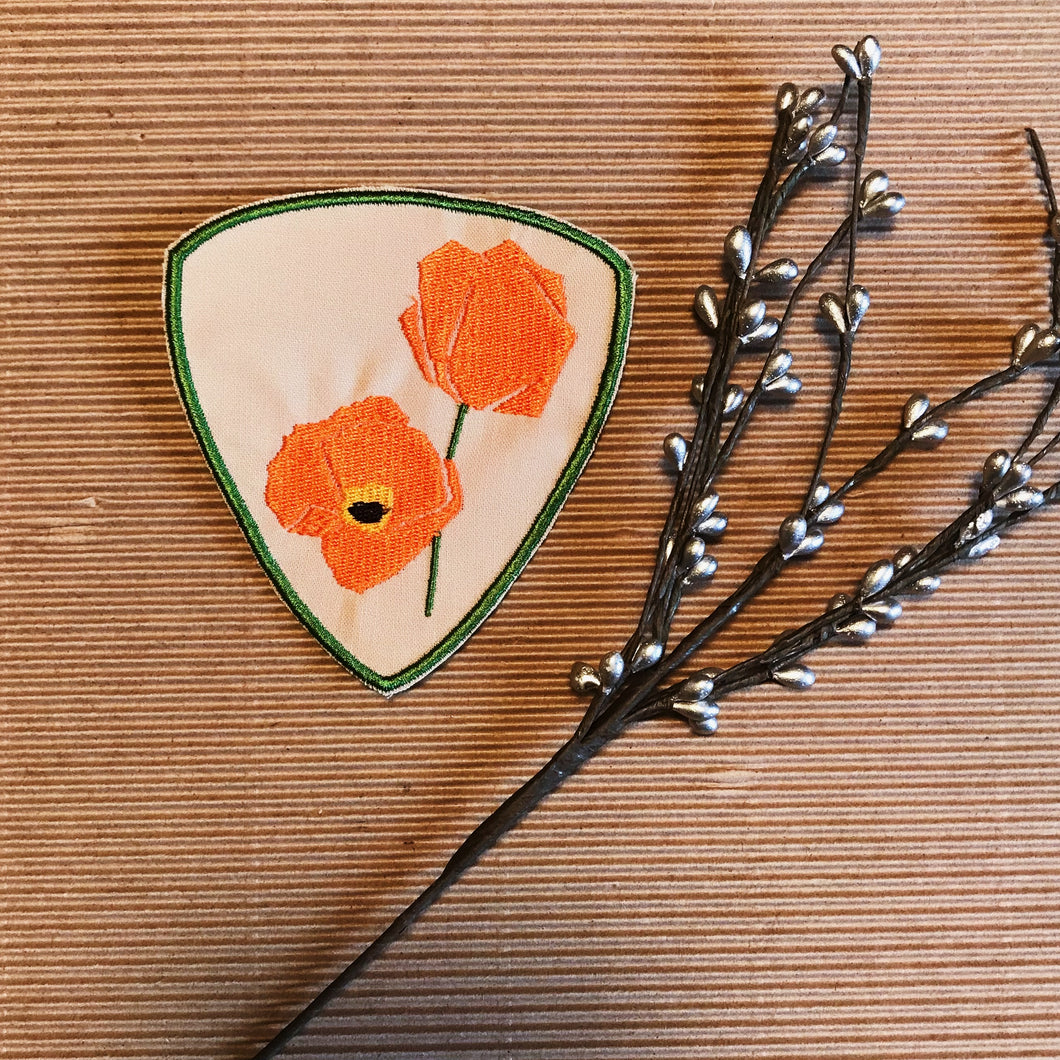California Love Poppy Patch