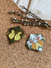 California Butterfly Pin