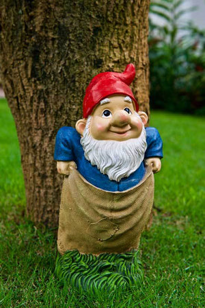 Gnome in a Sack Race