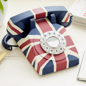 GPO Union Flag Phone