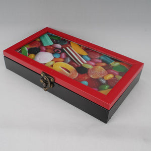 Red Candy Box