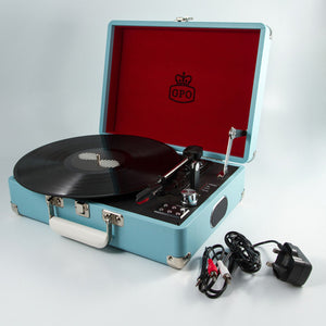 GPO Attache Vinyl Record Player