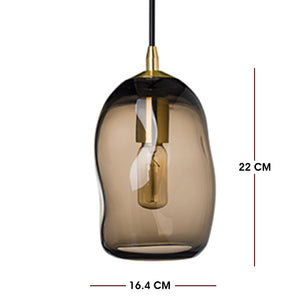 Casamotion Light Brown Mini Pendant Lamp