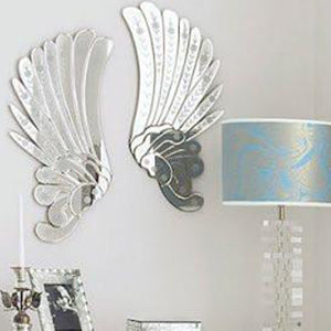 Mirrored Wings Set Of 2