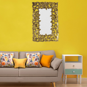 Butterfly Accent Wall Mirror