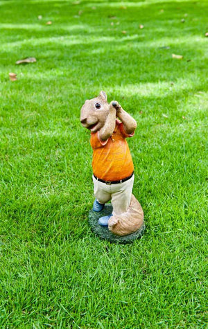 Golfing Squirrel