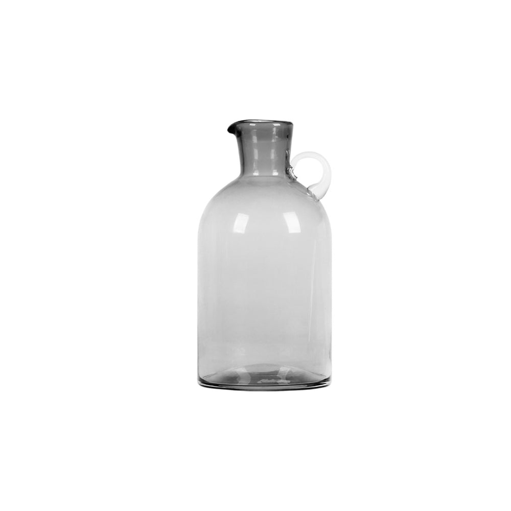 Factory Supply Casamotion Grey Tall Hand Blown Art Deco Glass Vase ...