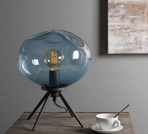 Vintage Home Blue Goods Table Lamps