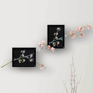 Cherry Blossom 3D Wall Art Modern Home Sitting Decor
