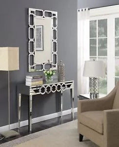 CONSOLE WITH MIRROR SET CWM-619