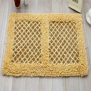 Chenille Brown Mat