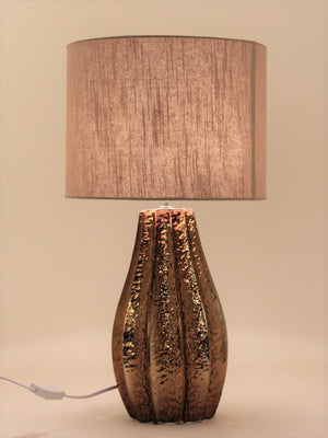 Ceramic Golden Table Lamp