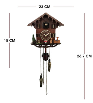 Simple Cuckoo Clock - KW2620