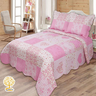 Microfiber AC Quilts and Bedspreads