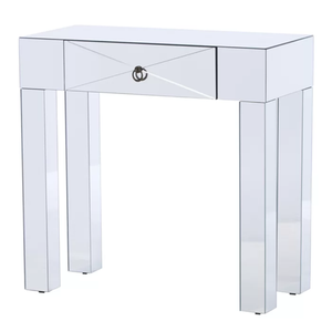 JESSA MIRRORED CONSOLE TABLE VDHZ1016
