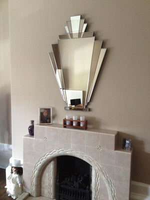 EVA MODERN WALL MIRROR