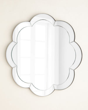 CLOUD SHAPE WALL MIRROR