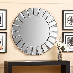 EVERETTE MODERN WALL MIRROR
