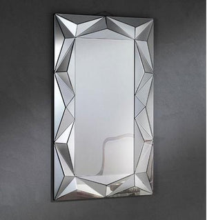 GORDANA ART DECO WALL MIRROR