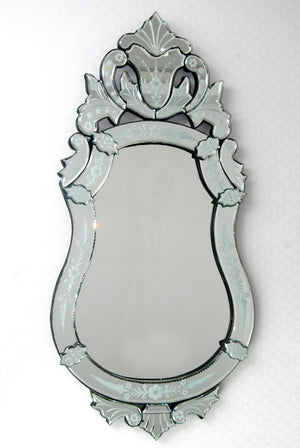 AESTHETIC VENETIAN WALL MIRROR