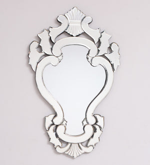 CLASSIC CROWN VENETIAN WALL MIRROR