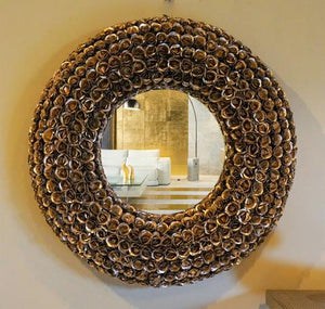 Rose Wall Mirror