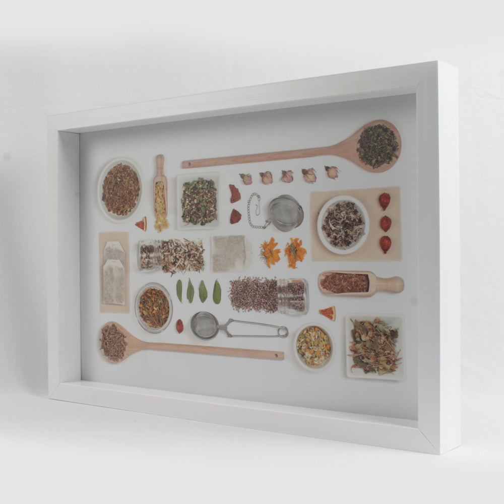 white spices themed serving tray all home living llp
