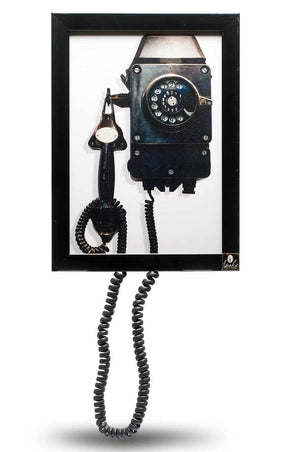 Tring Tring (Telephone Wall Art) | Collection Yaad