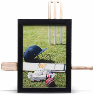 Run Out (Cricket) Wall Art | Collection Games