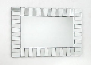 Rectangular Flip Flop Wall Mirror