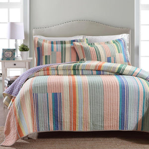 Stripes Quilt Set