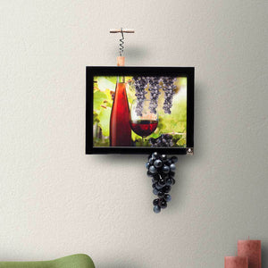 Vineyard Delight (Wine Wall Art)