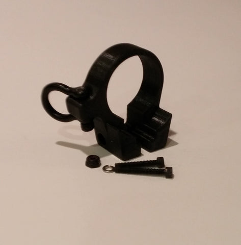 AR15 Single Point Sling Mount (Left Handed Shooters)
