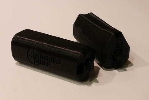 Single Shot Loading Block for Ruger American 6.5 Creedmoor, .243, .308 .223, and .300 Blackout Rifles