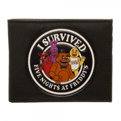 Five Nights at Freddy's PU Leather Bi-Fold Wallet