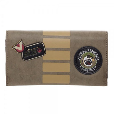 Star Wars Rogue One Rebel Jrs. Flap Wallet