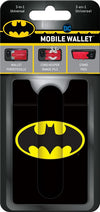 Batman Classic Logo 3-in-1 Universal Mobile Phone Wallet
